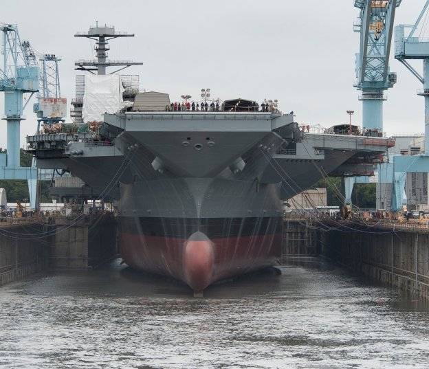 Document: Report to Congress on New Ford-Class Carriers