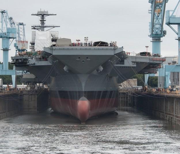 Priority Ford Norfolk >> USS Enterprise Archives - USNI News