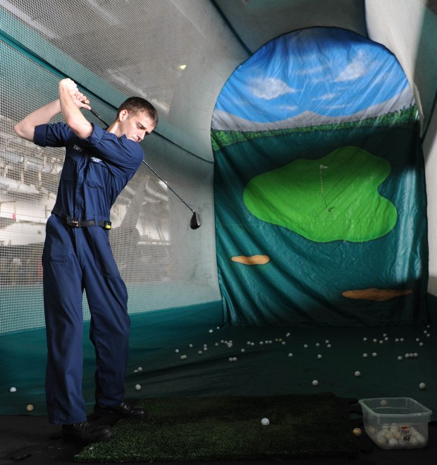 Opinion: What the Navy Can Learn from Golf