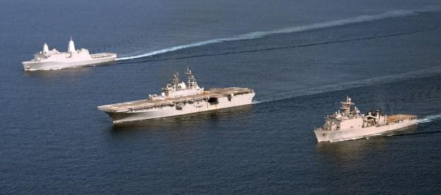 Twenty Former Marine Generals Want More Money for Amphibs