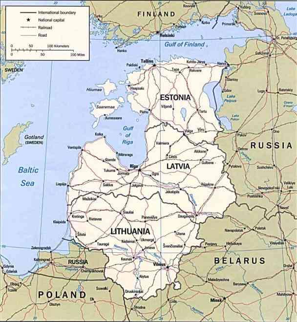 Are the Baltics the Next Crimea?