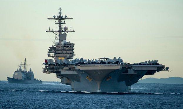 U.S. Pacific Commander Defends 11 Carrier Navy