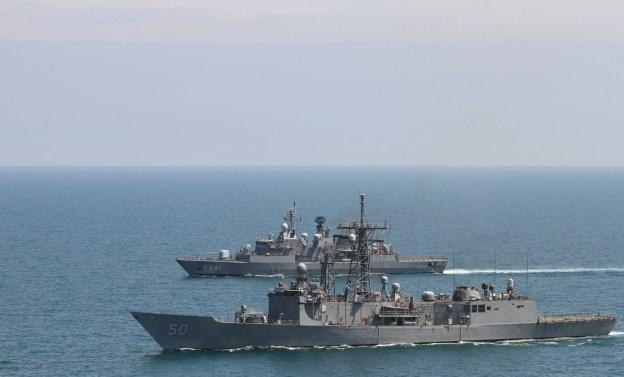 Last U.S. Surface Ship Leaves the Black Sea