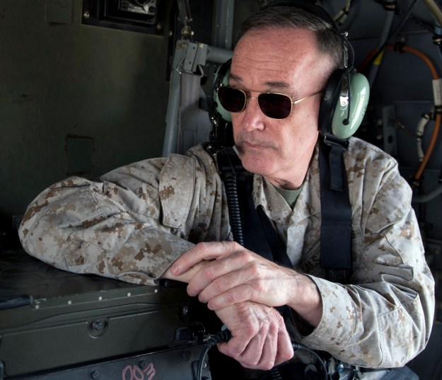 Pentagon: Dunford Nominated for Top Marine Corps Job