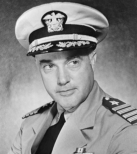 Capt. Charles McVay