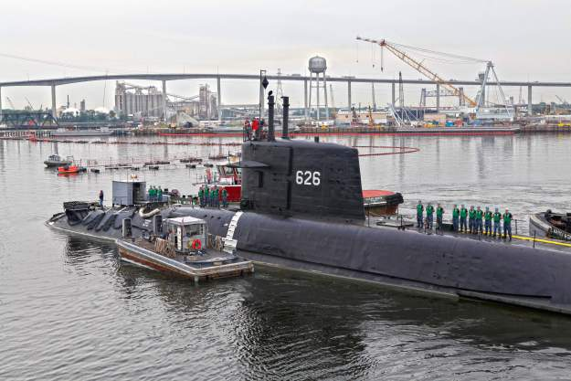 Navy Expels 34 Sailors in Nuclear Cheating Scandal