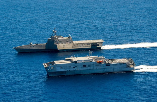 Fourth Joint High Speed Vessel Completes Acceptance Trials