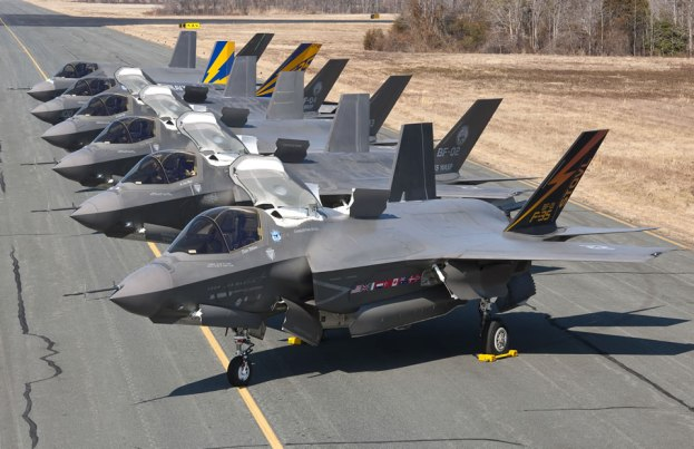 Foreign F-35 Partners Allowed More Freedom to Customize Fighter Software