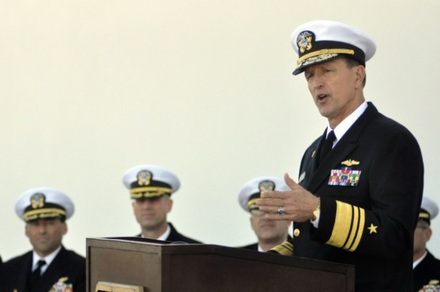 NAVSEA commander Vice Adm. William Hilarides. via Stars and Stripes