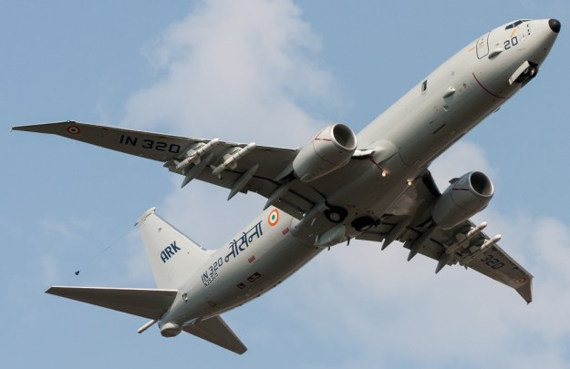 Boeing P-8I Maritime Patrol Aircraft