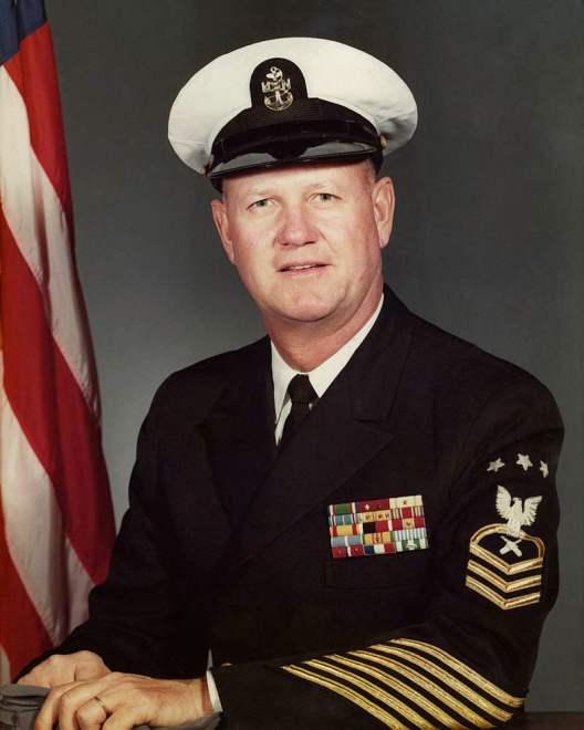 SECNAV Mabus Names Destroyer After First MCPON Delbert D. Black