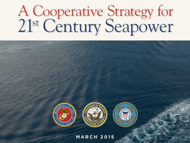Document: U.S. Cooperative Strategy for 21st Century Seapower 2015 Revision