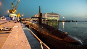 VIDEO: Attack Boat USS South Dakota Commissions - USNI News