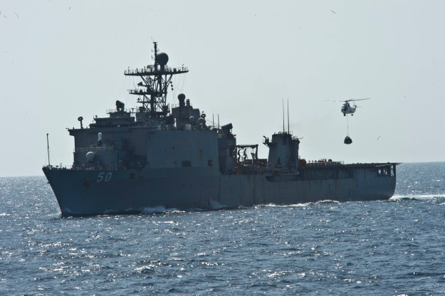 Navy Ends Search For Missing USS Carter Hall Sailor After 3 Days