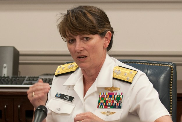 U.S. 10th Fleet CO Tighe Likely Nominee for Top Navy Intel Job; Previous Nominee Train Withdrawn