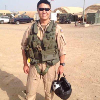 Lt. Cmdr. Edward Lin
