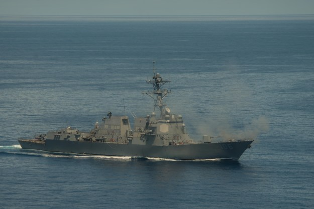 Document: Report to Congress on U.S. Navy Destroyer Programs