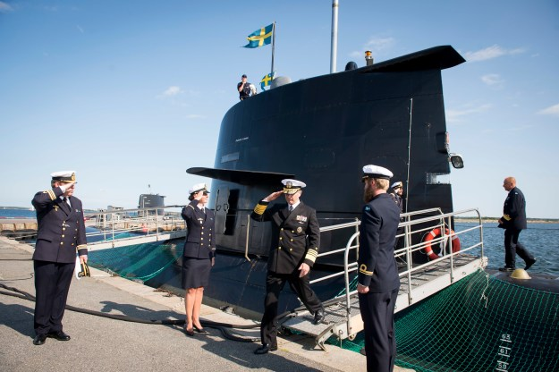 U.S., Sweden Sign Agreement To Collaborate On Anti-Sub, Anti-Air R&D, Exercises