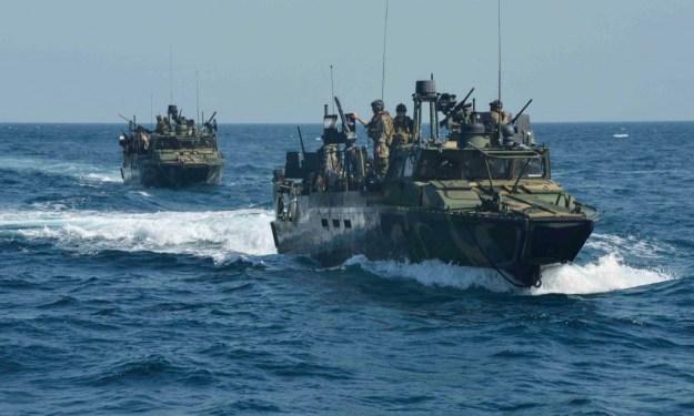 Document: Navy Timeline of Farsi Island Incident