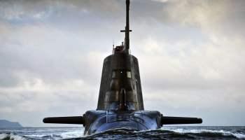 HMS Tireless at Rest - USNI News