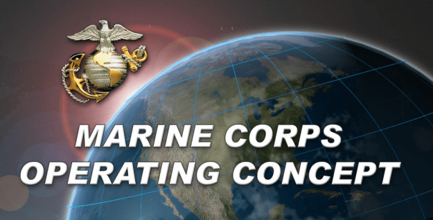 Document: New Marine Corps Operating Concept