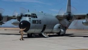 Marine KC-130 Involved in Monday Crash Has Good Safety Record