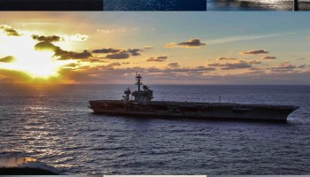 UPDATED: 7 U.S. Aircraft Carriers Are Now Simultaneously Underway