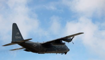 Investigation: Corroded Propeller Blade Caused KC-130T Crash