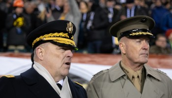 Army Chief of Staff Gen  Milley Selected To Be Next Chairman of