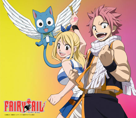 MAGIC PARTY、アニメ「FAIRY TAIL」OP曲が絶好調!!