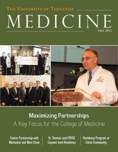College of Medicine Spring 2012