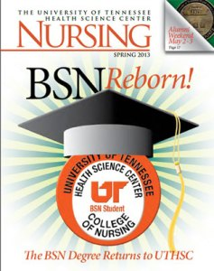 Nursing Annual Report Spring 2013