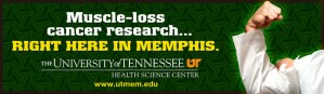 Muscle-loss cancer research... Right Here In Memphis