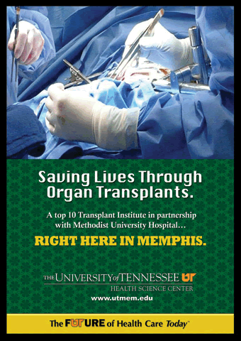 Saving Lives Through Organ Transplants.