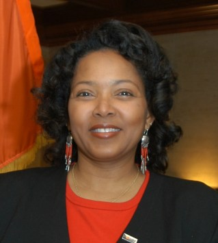 Sheila T. Champlin, Assistant Vice Chancellor