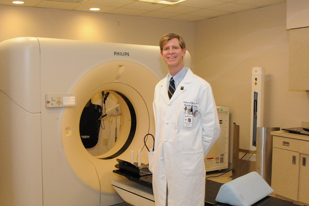 Dr. Matthew Ballo has been appointed chair of the new Department of Radiation Oncology at UT Health Science Center