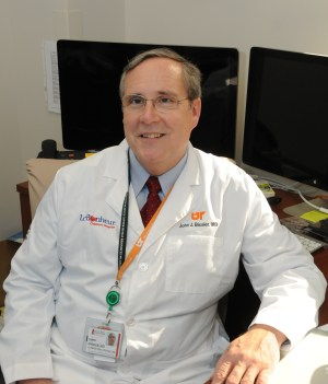 A $637,501 grant from the U.S. Army Medical Research Acquisition Activity will allow Dr. John Bissler and his research team to study prevention and treatment options for tuberous sclerosis complex.