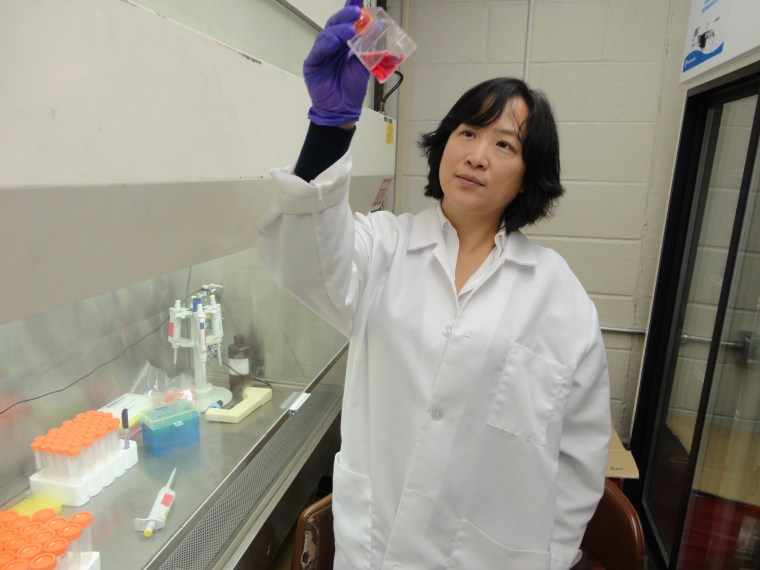 With the help of a $1.4 million grant from the National Institute on Aging, Dr. Francesca-Fang Liao and her research team will be able to investigate HSF1, a universal master switch in the brain for stress response, which could be significant to brain function and Alzheimer's disease.