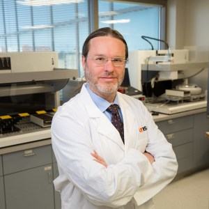 Dr. Neil Hayes is a co-principal on a $1.8 million grant to continue working on research related to the TCGA.
