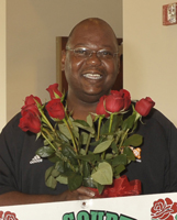 June Send Roses Recipient Robert Hill