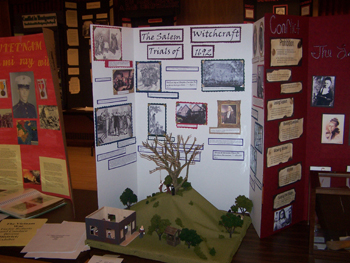 2008 East Tennessee History Day display body copy