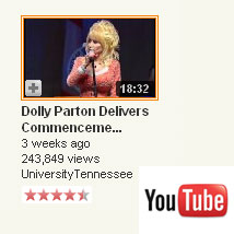 Dolly Video Featured on YouTube
