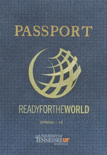Ready For the World Passport - Spring 2010