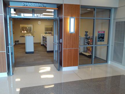 Pharmacy-Entrance