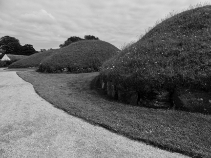 Knowth Ancient Tomb