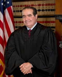 Justice Antonin Scalia   Credit-The Collection of the Supreme Court of the United States