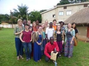 Uganda Service Learning