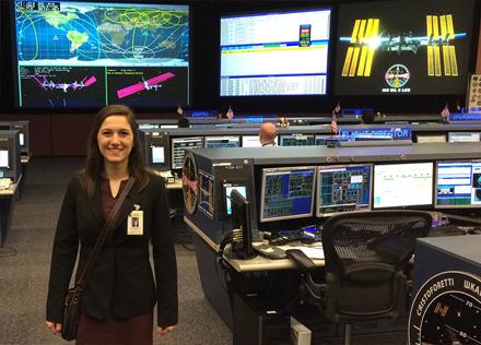 NASAGrads --Justine Barry