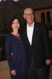 Blair and Ken Mossman