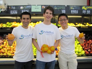 College students Ashish Gauli, Nathan Wikle, and Ryan Yan have developed a website tool to help in the fight against invasive species.
